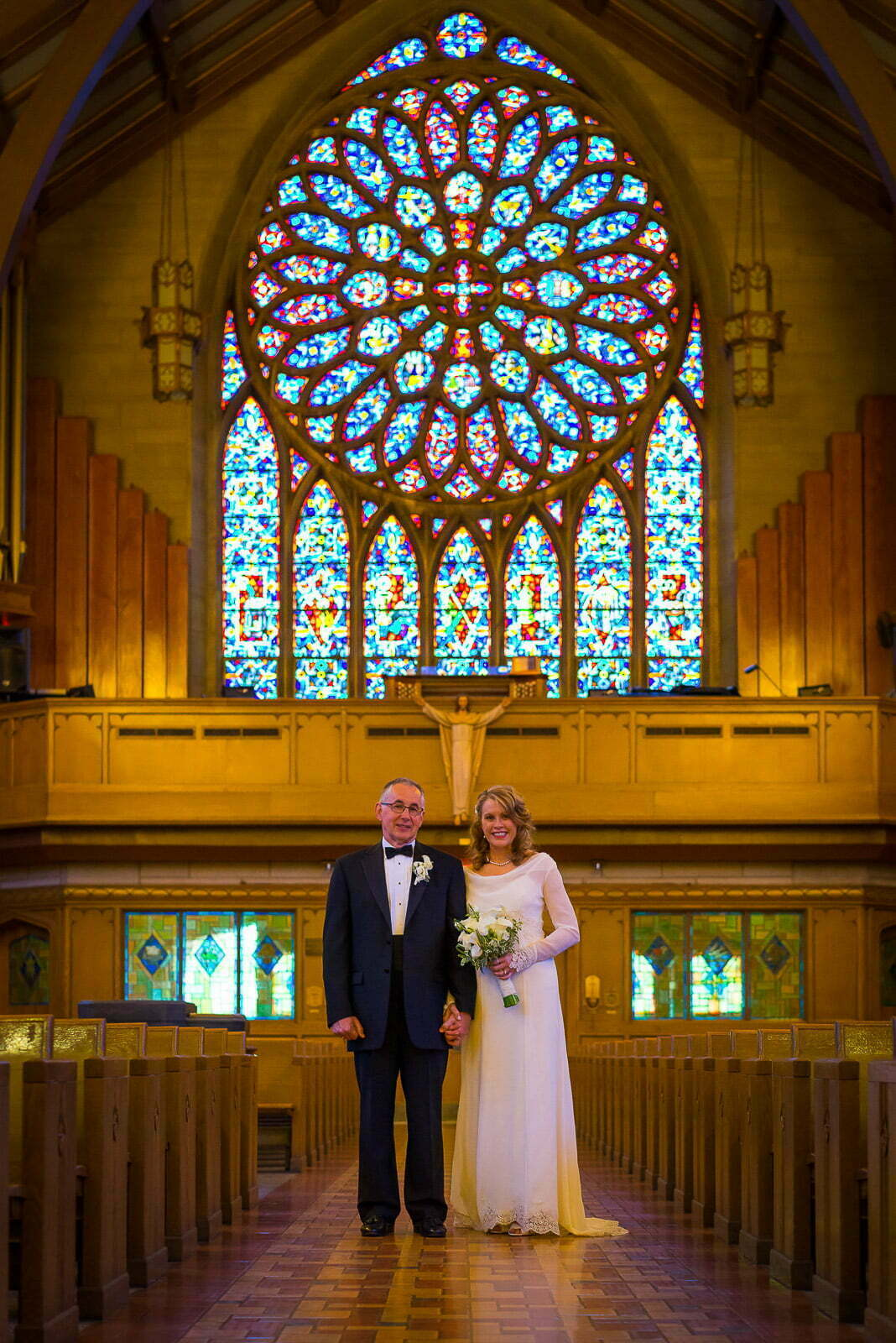 Wedding Photography @ Saint Paul's Church, Princeton
