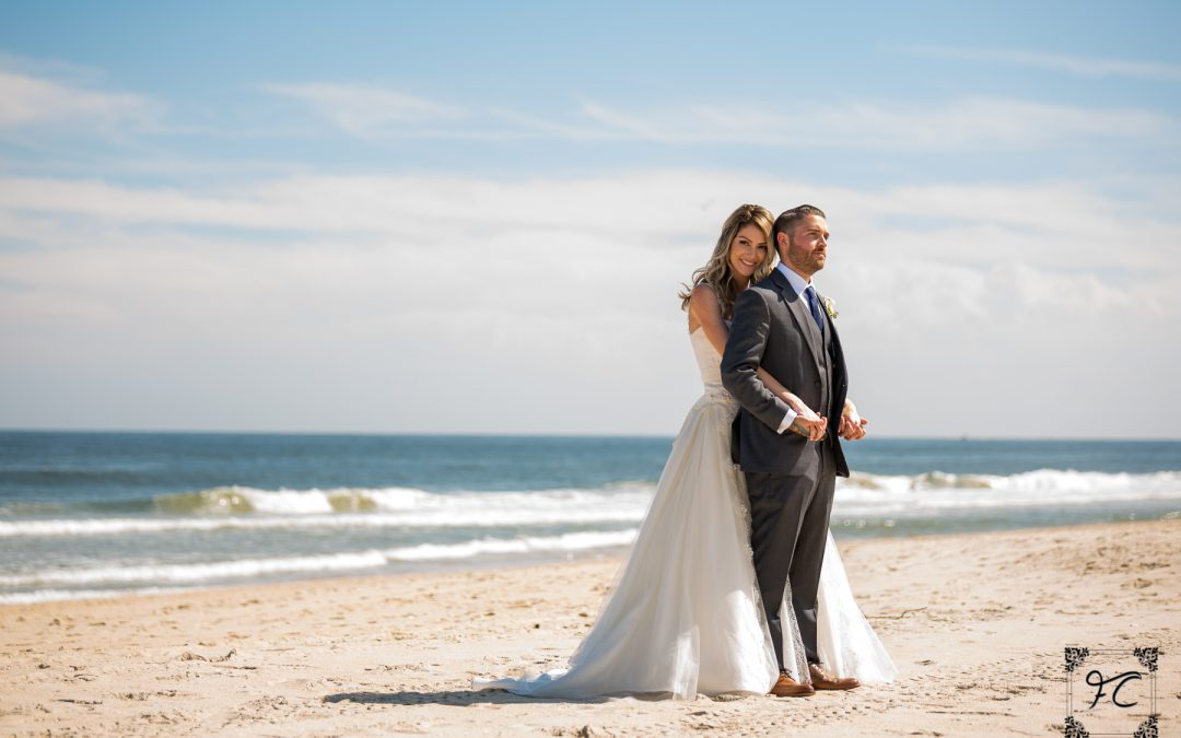 Margaux & Maxx Wedding @ Windows on the Water at Surfrider Beach Club on the Jersey Shore.